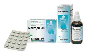 Цена москва мастодинон инструкция таблетки